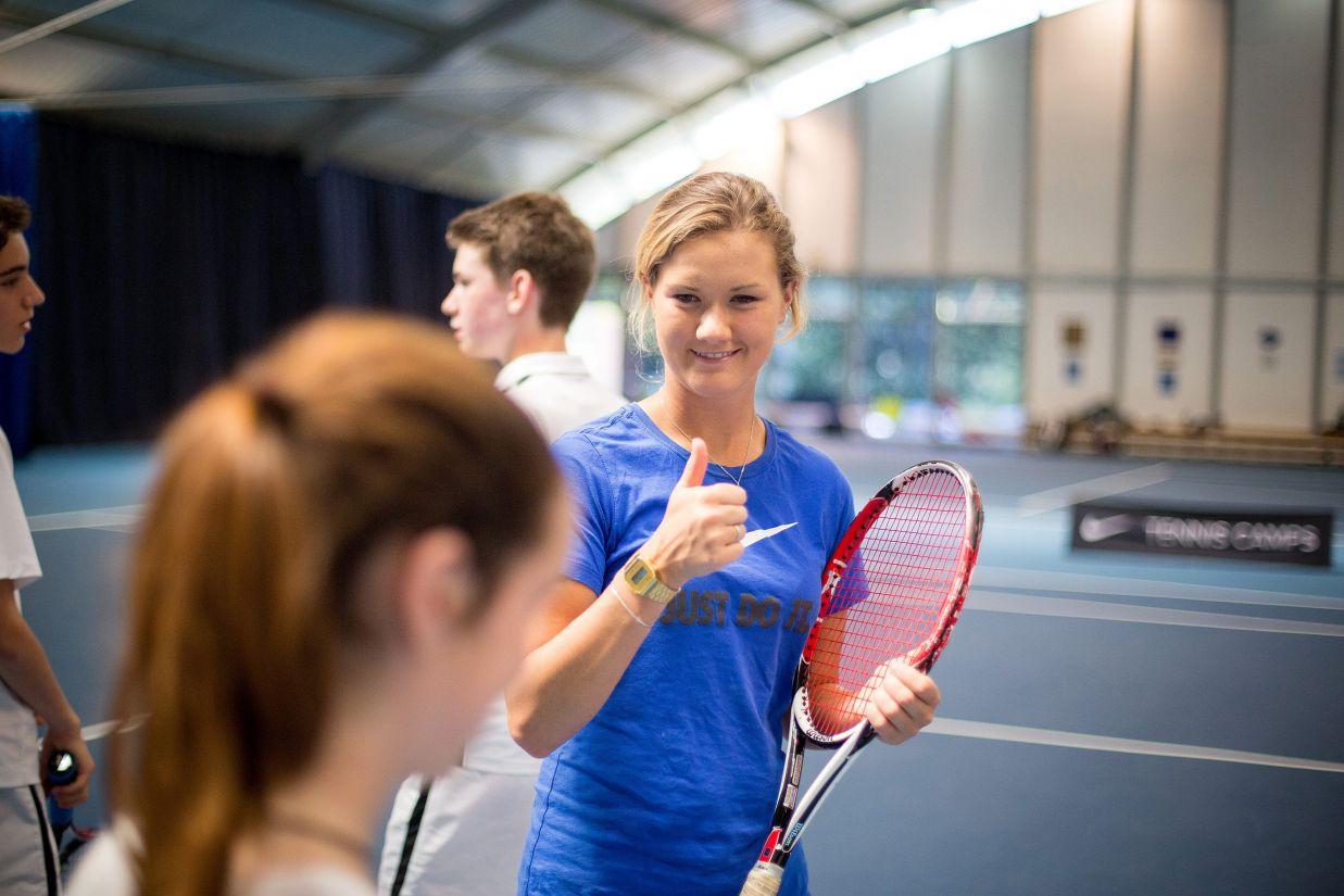 tennisschläger englisch