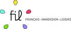 FIL - Français Immersion Loisirs Logo