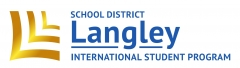 Langley Schools International Student Program Logo