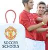Manchester United Soccer Schools Logo